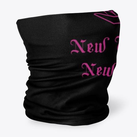 New Moon New Me   Moonchild Black T-Shirt Side