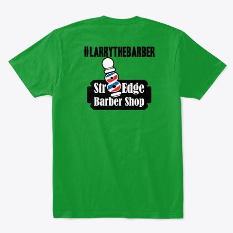 Larry Tee Kelly Green T-Shirt Back