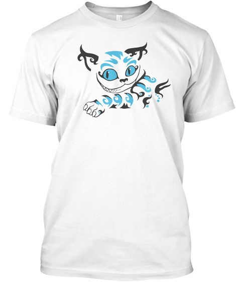 Trump Cat Shirt Limited Edition White T-Shirt Front