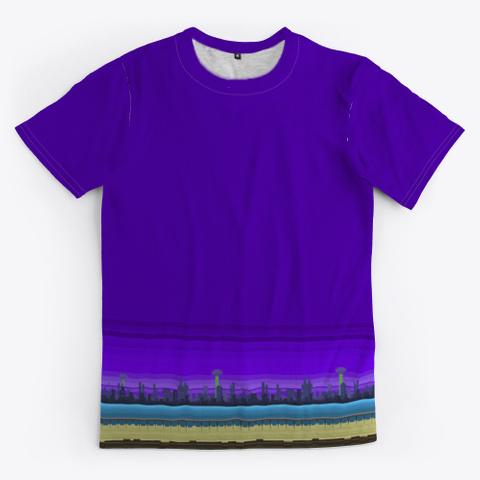 Endgame Standard T-Shirt Front