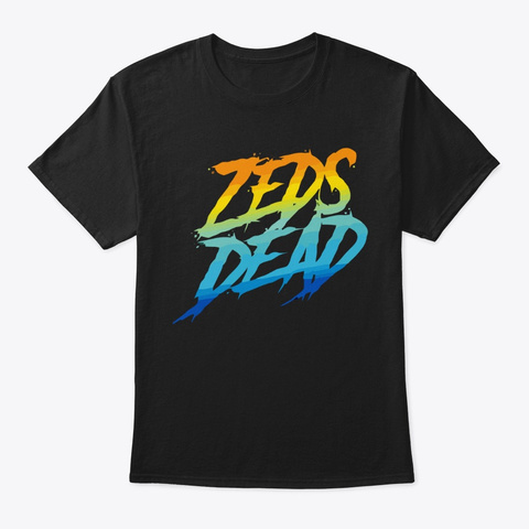zeds dead merch