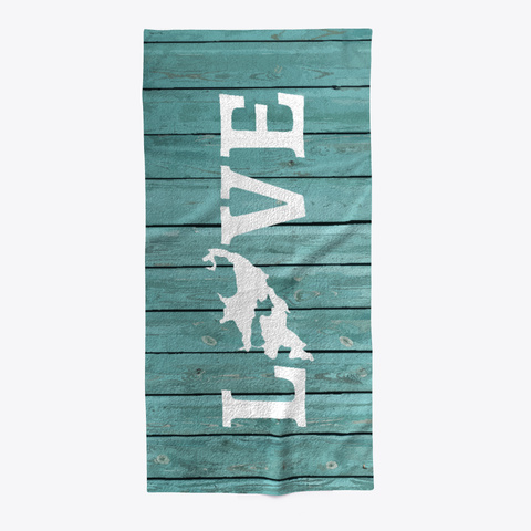 Beach Towel   Wood Texture Standard T-Shirt Front
