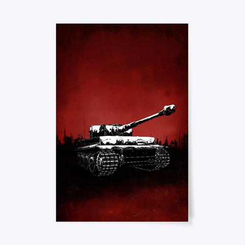 Tiger   Panzerkampfwagen Vi Ausf. E. Standard T-Shirt Front
