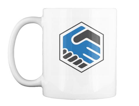 Mug White Mug Front