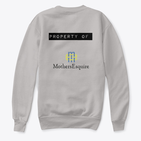 De Novo Light Steel  T-Shirt Back