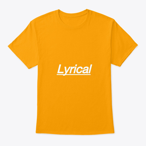 Mustarded Yellow Lyrical Clan t shirt – hoodie – sweatshirt – merch