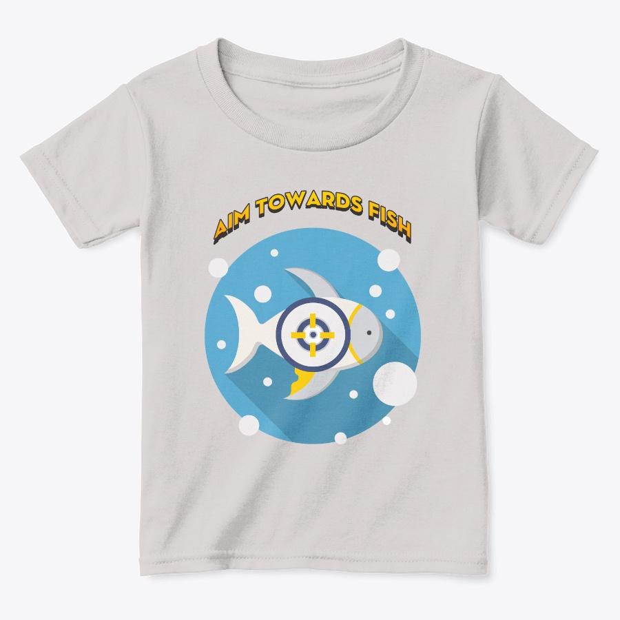 Aim Towards Fish T-shirt 2019 LongSleeve Tee