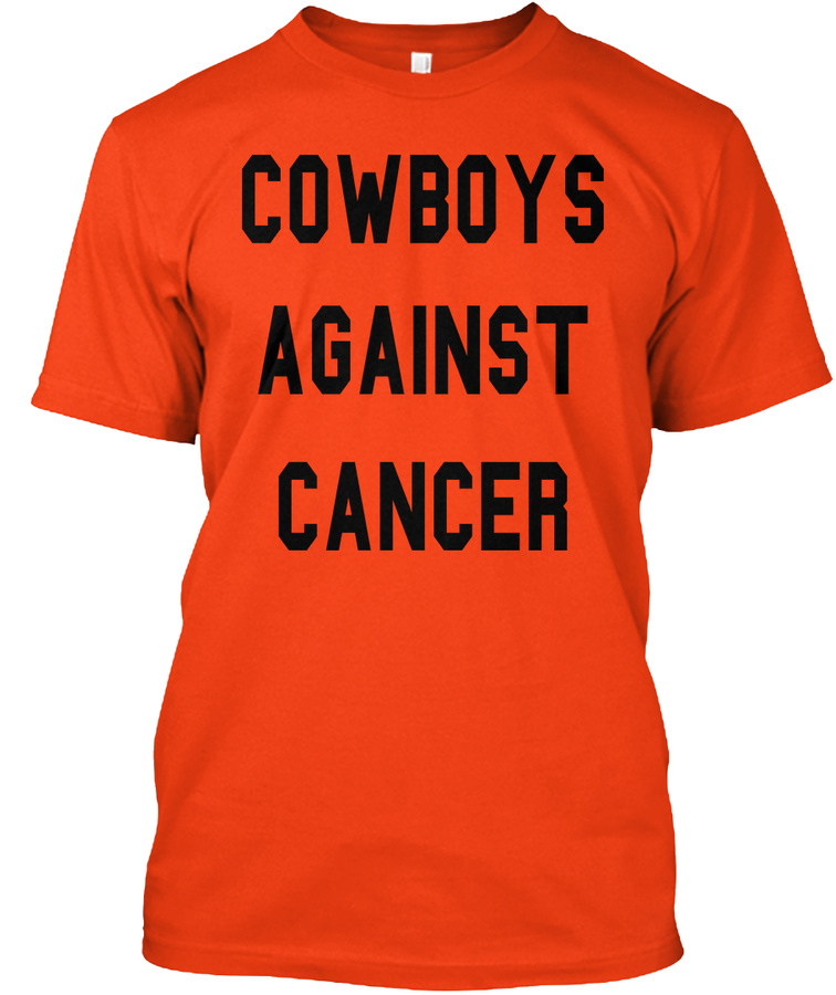 0SU Against Cancer Unisex Tshirt
