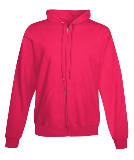 Pausenjacke Stethoskop (Alles Weiss) Hot Pink T-Shirt Front
