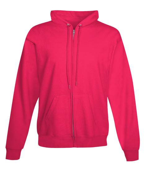 Pflegekraft Stethoskop (Alles Weiss) Hot Pink T-Shirt Front