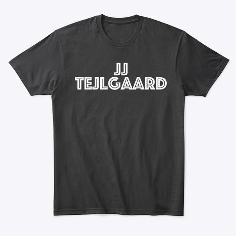 Jj Tejlgaard Black T-Shirt Front