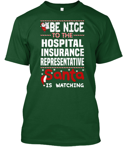 Hospital Insurance Representative SweatShirt