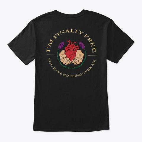 Unbroken Foundation Black T-Shirt Back