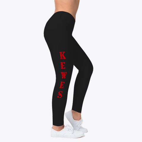 Paranormal Leggins Kp Black T-Shirt Right