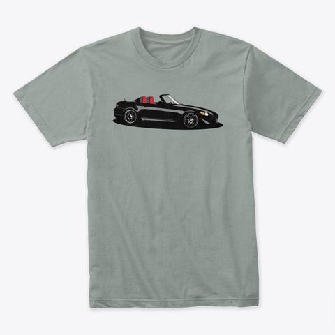 Jn Spec S2k Warm Grey T-Shirt Front