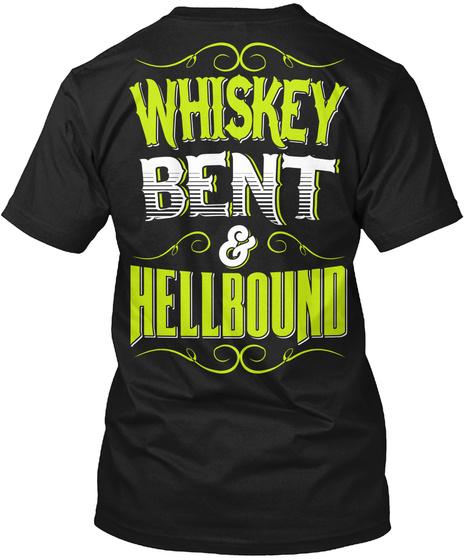 Limited Edition T Shirt Black T-Shirt Back