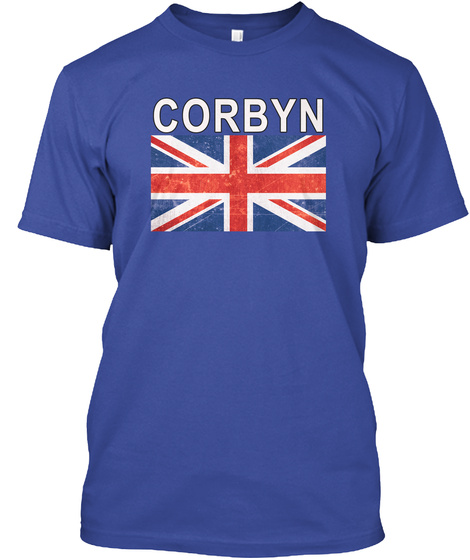 ad502d8c6b Jeremy Corbyn Labour Party Deluxe Products from DIVERSITY Civil ...