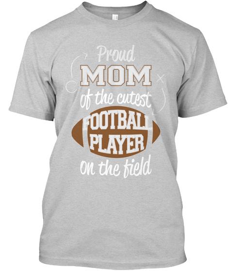 huge range of uk availability sale retailer Football Moms Shirt - Cutest Player