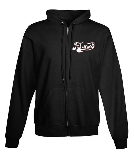 Firlhab Black Sweatshirt Front