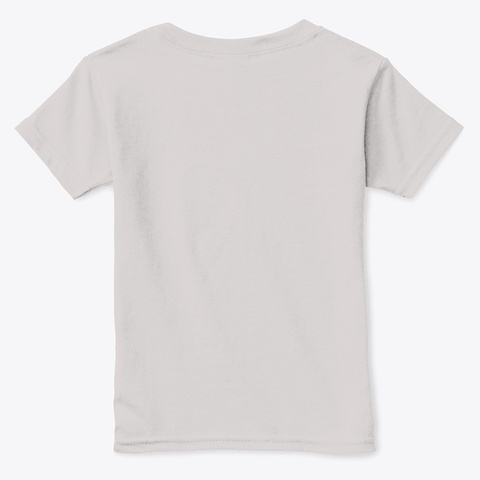 Model A Tee Sport Grey  T-Shirt Back