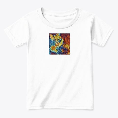 Wt Cat? Jenny White  T-Shirt Front
