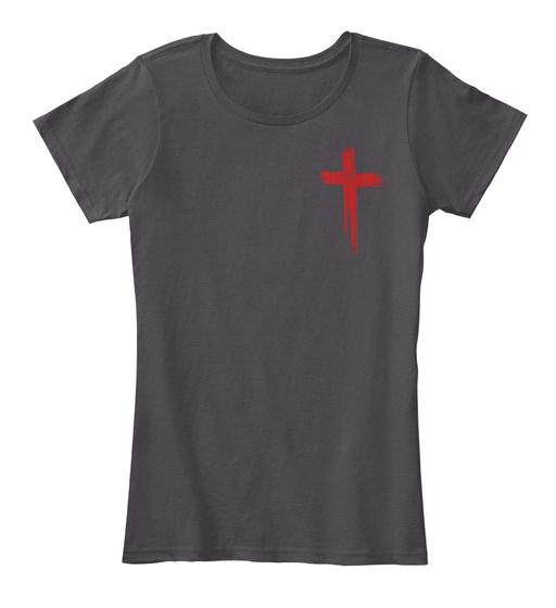 Christian-Women-039-s-Premium-Tee-T-Shirt thumbnail 8