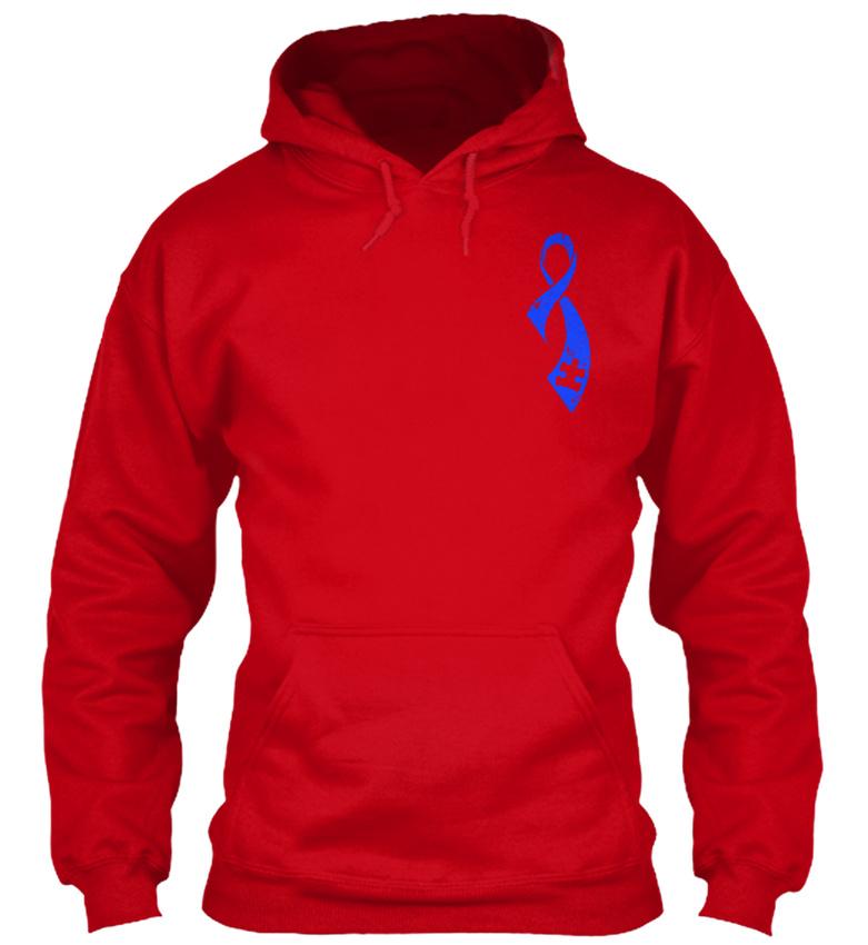 Autism-Awareness-Gildan-Hoodie-Sweatshirt thumbnail 10