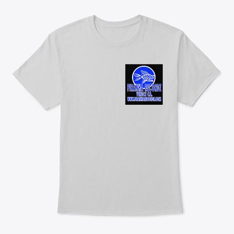 Og No Mercy Shirt Light Steel T-Shirt Front