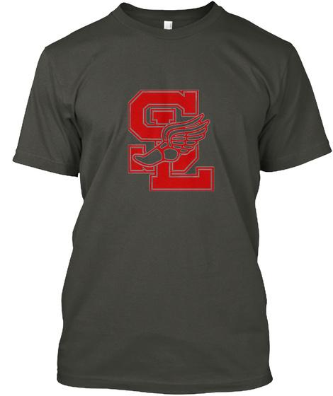 Sl Smoke Gray T-Shirt Front