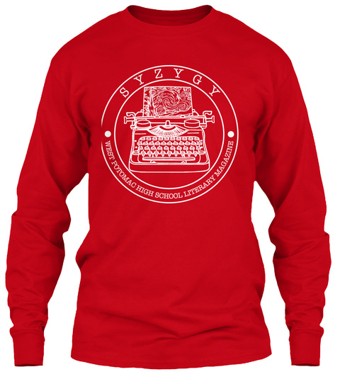 West Pos art and lit mag t-shirts Unisex Tshirt