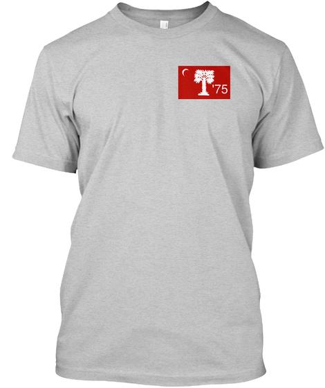75 Light Steel T-Shirt Front