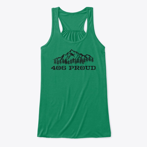 406 Proud  Kelly T-Shirt Front