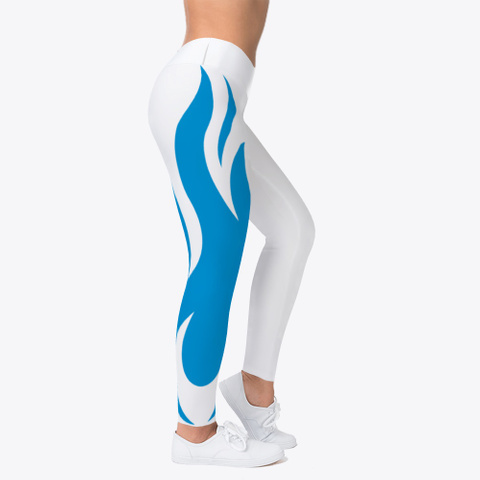 Sffs Yoga Leggings Standard T-Shirt Right