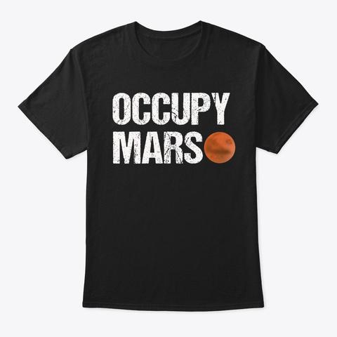 occupy mars merch