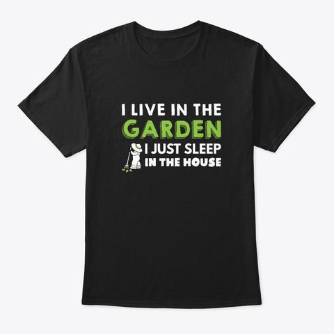 Dont Be Hater Roller Skater Cool Saying Black T-Shirt Front