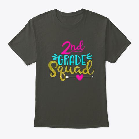 2nd Grade Squad Shirt Unisex Tshirt