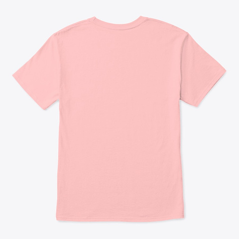 Climate Voter For Katie Porter  Pale Pink T-Shirt Back