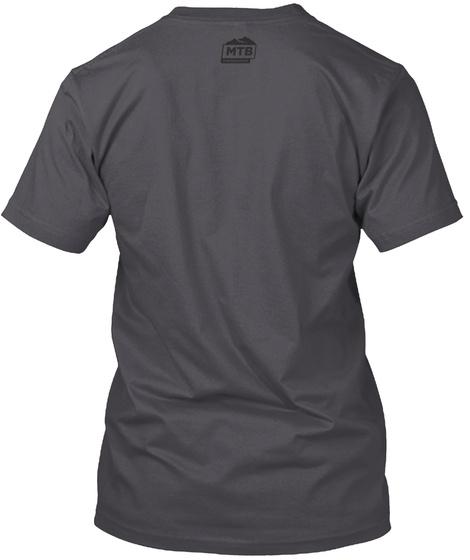 Mtb Asphalt T-Shirt Back
