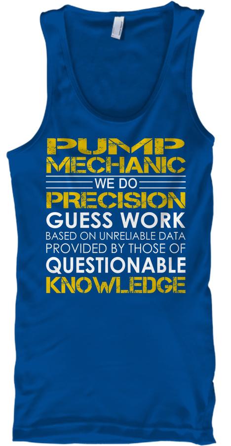 Pump Mechanic - Precision SweatShirt