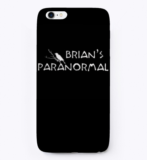 Iphone Cases Black T-Shirt Front