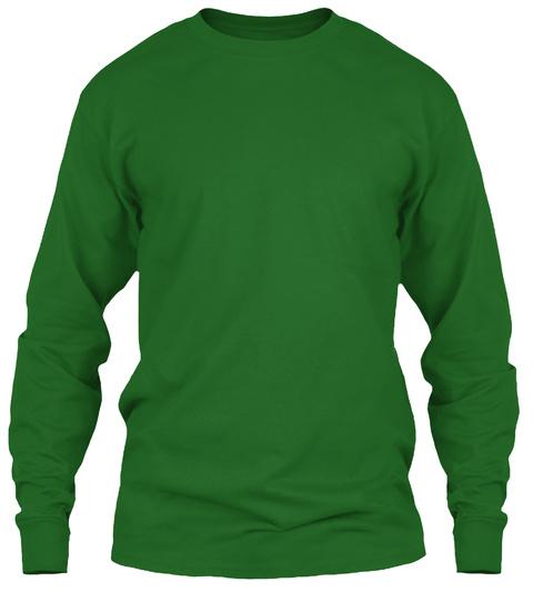 Army   More Than A Job Irish Green T-Shirt Front