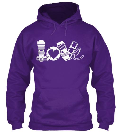 Love Sweatshirt Front