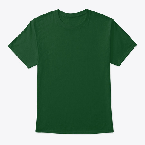 Outer Ponds Deep Forest T-Shirt Front