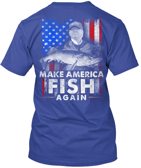 Make america fish again make america fish again products for National fishing association