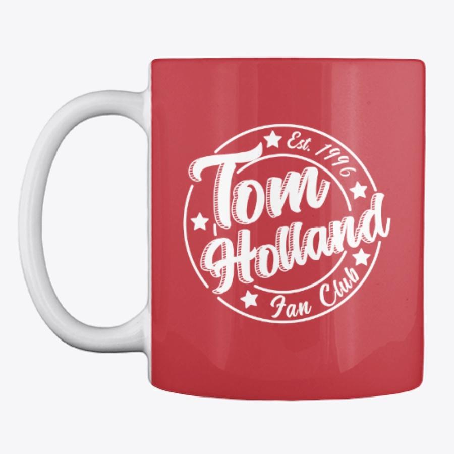 02 Tom Holland Fan Club SweatShirt