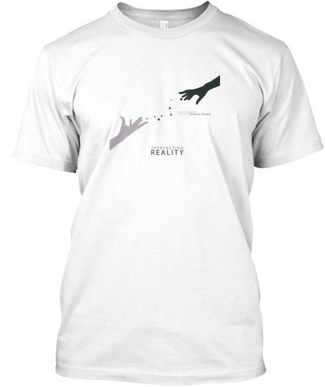 Cultural Diversification White T-Shirt Front