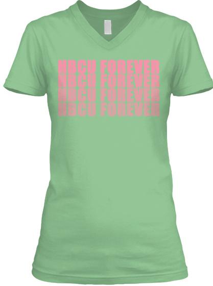 Hbcu Forever Hbcu Forever Hbcu Forever Hbcu Forever Leaf  T-Shirt Front