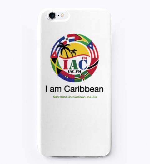 I Am Caribbean Standard T-Shirt Front