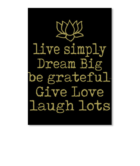 Live Laugh Love Dream Quotes: Live Dream Love Laugh By Yoga Threads