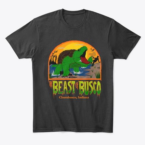 The BEAST of BUSCO Unisex Tshirt